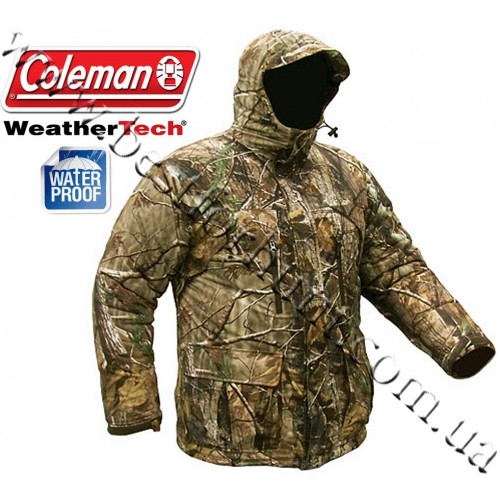 Coleman® Big Game 3in1 System Parka Realtree AP®