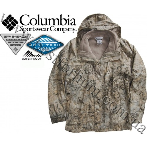 Columbia Sportswear® PHG™ 3-in-1 Iron Sight Waterproof Hunting Parka Horn Mesa™
