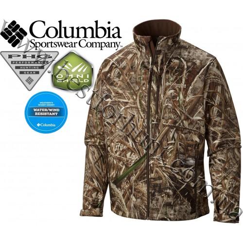 Columbia Sportswear® PHG™ Ascender II™ Softshell Jacket Realtree MAX-5®