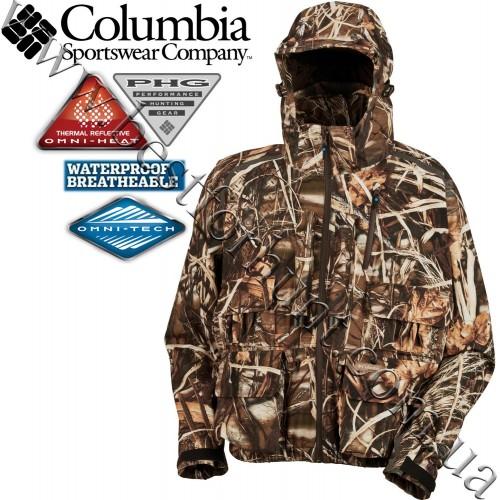 Columbia Sportswear® PHG™ Omni-Heat® Wader Widgeon™ II Jacket Realtree MAX-4®