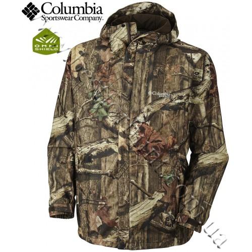 Columbia® Whisper Scout Jacket Mossy Oak® Break-Up® Infinity™
