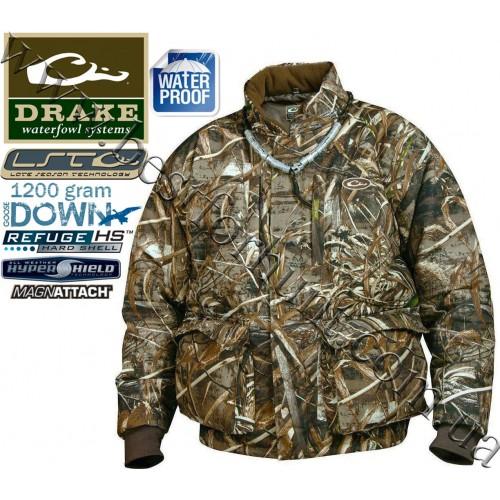 Drake Waterfowl LST Down Coat Realtree MAX-5®