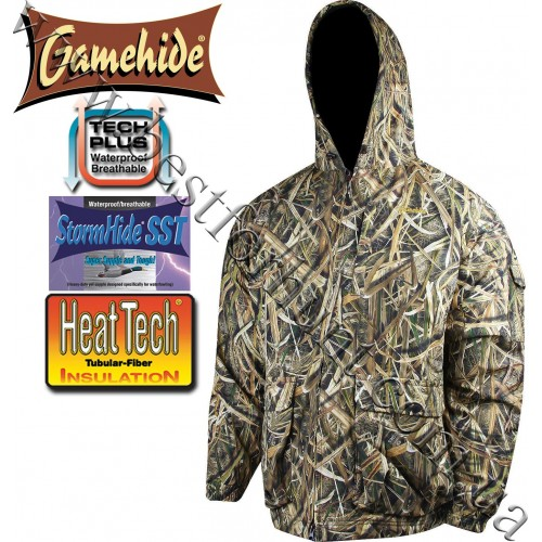 GameHide® Day Break Jacket Mossy Oak® Shadow Grass® Blades™