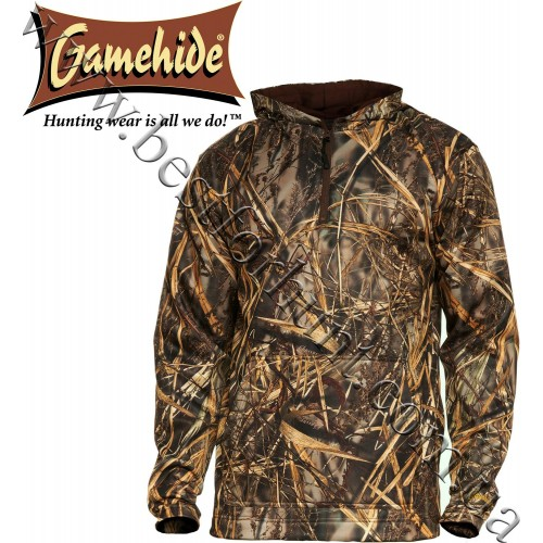 Gamehide® Hill Country Hoodie Flyway Camo® North