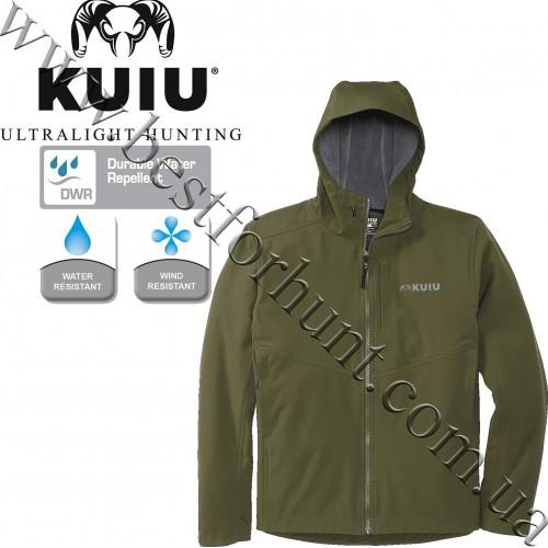 KUIU® Rubicon™ Hooded Jacket Olive