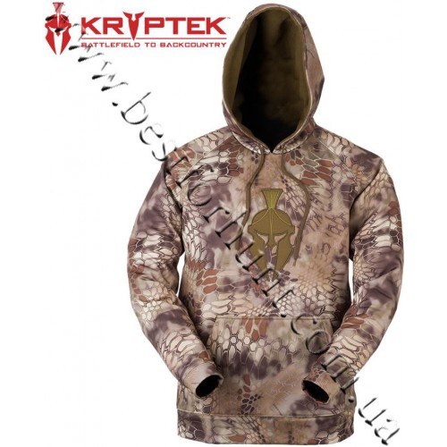 Kryptek™ Tartaros Hoodie Highlander™ Olive
