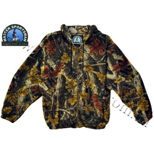 Master Sportsman® Fleece Jacket Sherbrooke Plus