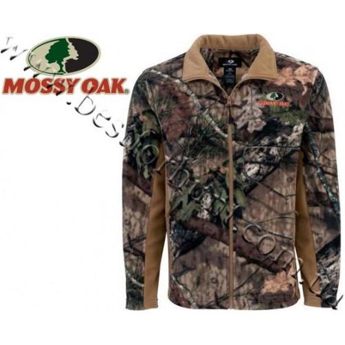 Mossy Oak® Fleece Jacket Mossy Oak® Break-Up® COUNTRY™