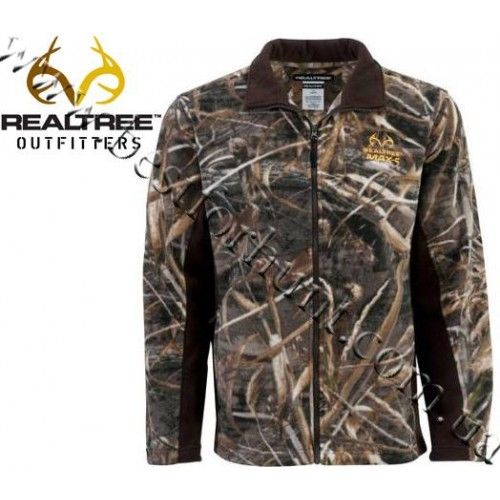 Realtree Outfitters® Fleece Jacket Realtree MAX-5®