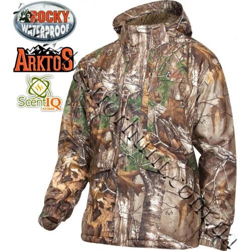 Rocky® Arktos™ Waterproof Insulated Parka Realtree Xtra®