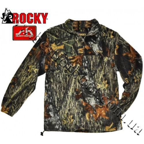 Rocky® Fleece Jacket Mossy Oak® Break-Up®
