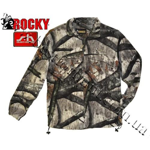 Rocky® Fleece Jacket Mossy Oak® Treestand®