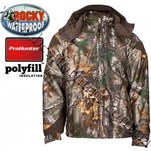 Rocky® ProHunter™ Waterproof Insulated Jacket Realtree Xtra®
