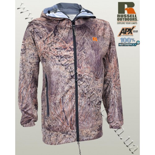 Russell Outdoors® APX™ L5 Cyclone Jacket Mossy Oak® Brush®