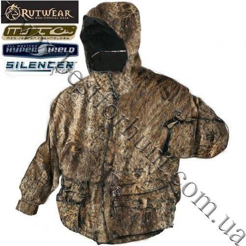 Rutwear® Mid-Season Layering Coat Mossy Oak® Brush®