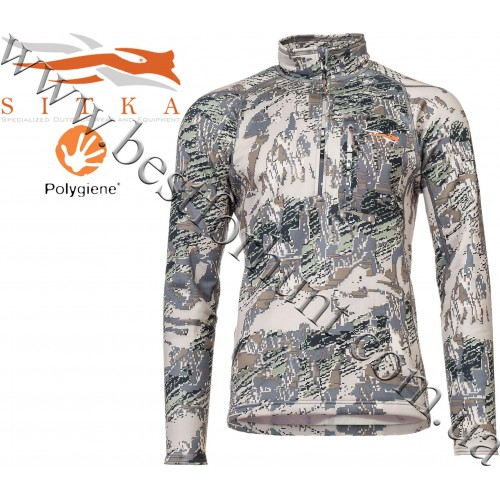 Sitka™ Core Midweight Zip Top GORE™ OPTIFADE™ Concealment Open Country