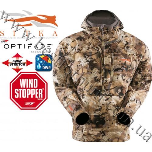 Sitka® Dakota Hoody GORE™ OPTIFADE™ Concealment Waterfowl Marsh