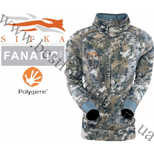 Sitka® Fanatic Hoody GORE™ OPTIFADE™ Concealment Elevated II