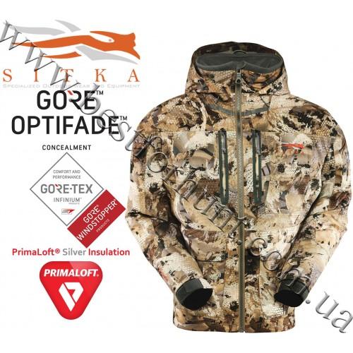 Sitka® Gear Boreal Jacket GORE™ OPTIFADE™ Concealment Waterfowl Marsh