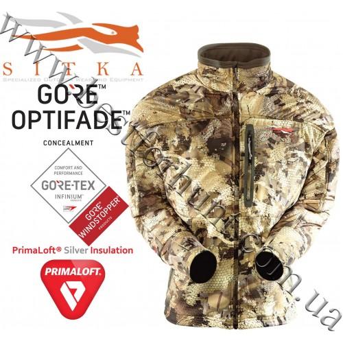 Sitka™ Gear Duck Oven Jacket GORE™ OPTIFADE™ Concealment Waterfowl Marsh
