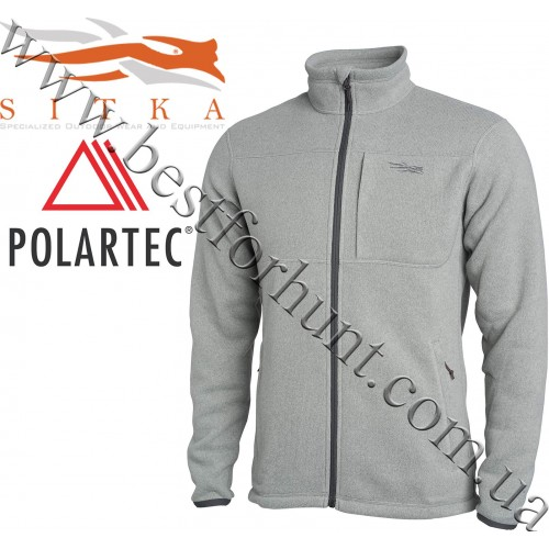 Sitka™ Gear Fortitude Full-Zip Jacket Granite