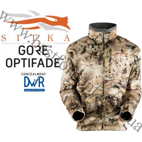 Sitka™ Gear Gradient Jacket GORE™ OPTIFADE™ Concealment Waterfowl Marsh