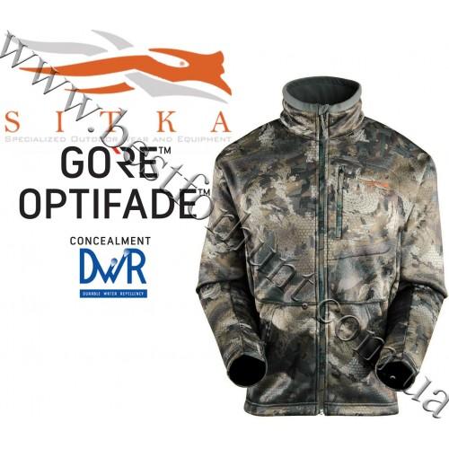Sitka™ Gear Gradient Jacket GORE™ OPTIFADE™ Concealment Waterfowl Timber