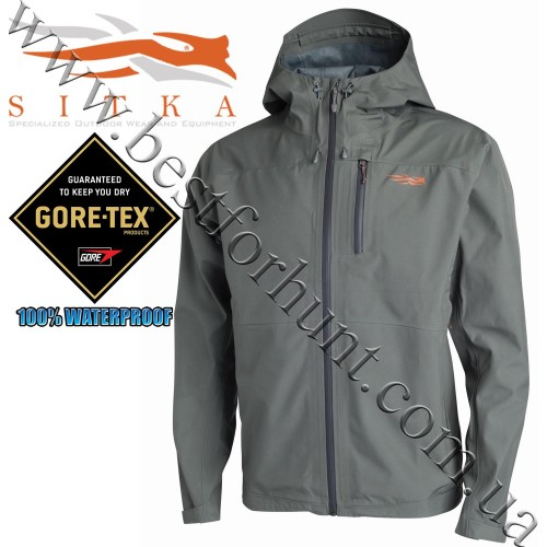 Sitka™ Gear Gravelly Shell Jacket Shadow