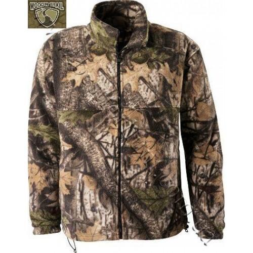 Wood 'n Trail Northland® Fleece Camouflage Jacket