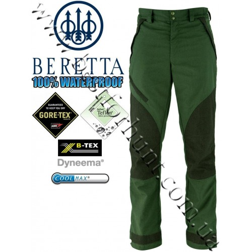 Beretta® Dynamic Pro Gore-Tex® Waterproof Hunting Pants CU13 Green