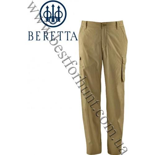 Beretta® Franciacorta Cargo Cotton Pant CU47 Beige
