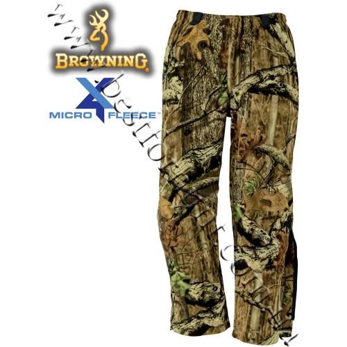 Browning® 4X Microfleece Pant Mossy Oak® Break-Up® Infinity™