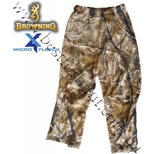 Browning® 4X Microfleece Pant Realtree AP®