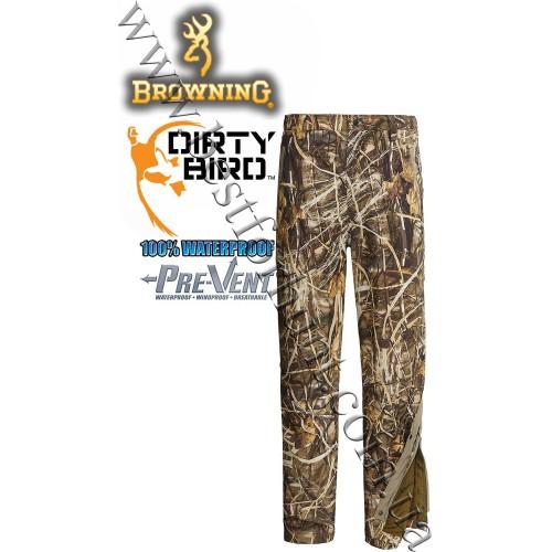 Browning® Dirty Bird™ Pre-Vent® Waterproof Field Pants Realtree MAX-4®