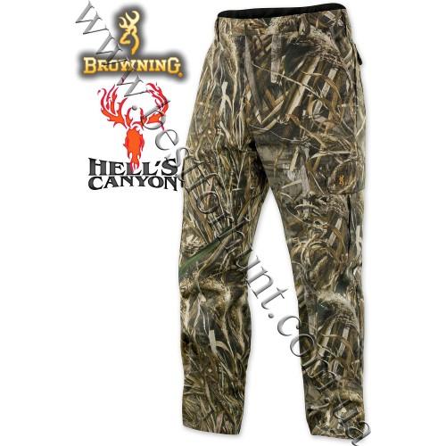 Browning® Hell's Canyon™ Basics Pant Realtree MAX-5®