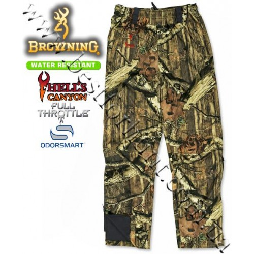 Browning® Hell's Canyon™ Full Throttle™ Hunting Pants Mossy Oak® Break-Up® Infinity™