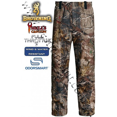Browning® Hell's Canyon™ Full Throttle™ Hunting Pants Realtree AP®