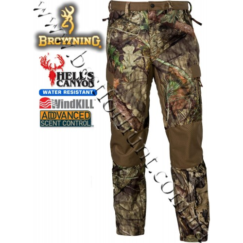 Browning® Hell's Canyon™ Soft Shell Hunting Pant Mossy Oak® Break-Up® COUNTRY™