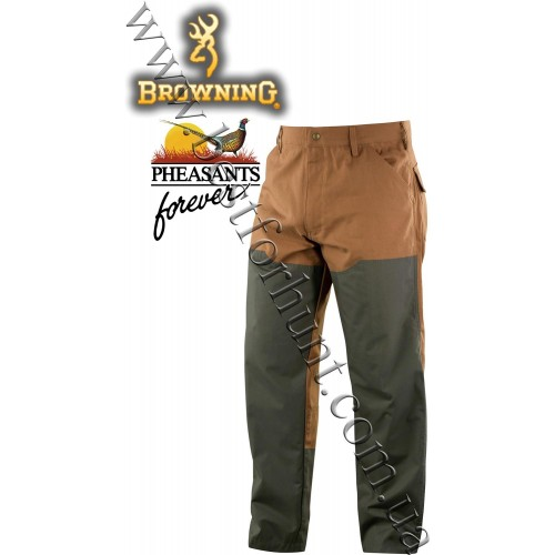 Browning® Pheasants Forever® Upland Pant Field Tan