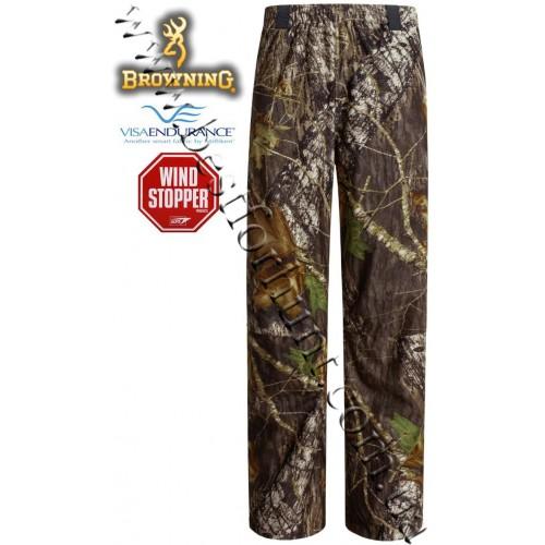 Browning® Windstopper® VisaEndurance® Camo Hunting Pants Mossy Oak® Break-Up®