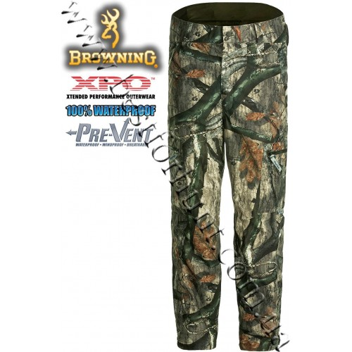 Browning® XPO™ Big Game Pre-Vent® Waterproof Hunting Pants Mossy Oak® Treestand®
