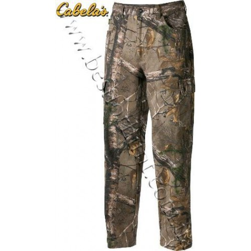 Cabela's Roughneck™ Camouflage Cargo Jeans Realtree Xtra®