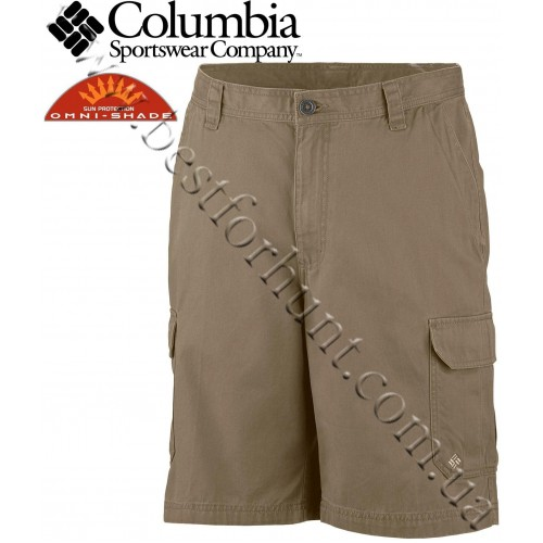 "Columbia® 10"" Brownsmead II Shorts Flax"