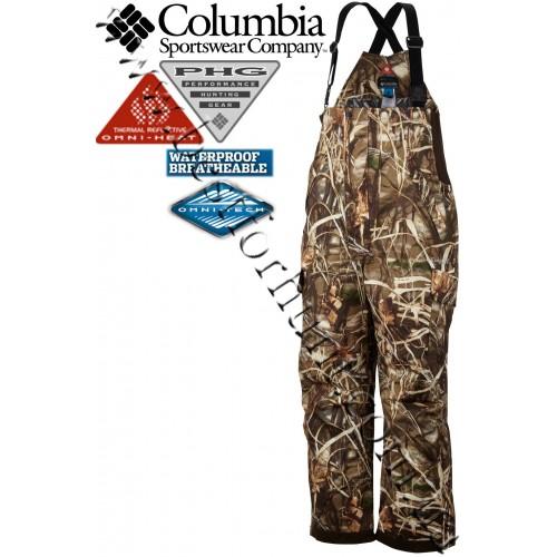 Columbia Sportswear® PHG™ Omni-Heat® Wader Widgeon™ II Bibs Realtree MAX-4®