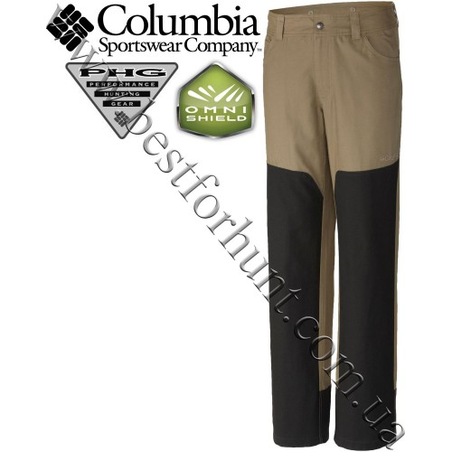 Columbia Sportswear® Ptarmigan™ Briar Omni-Shield® Pants Brown