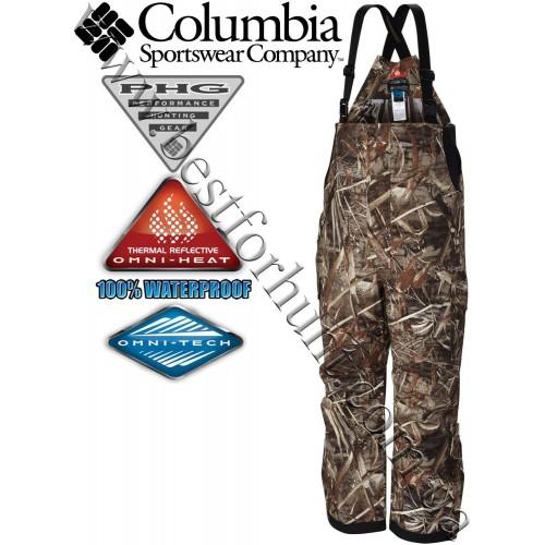 Columbia Sportswear® Widgeon™ III Bib Realtree MAX-5®