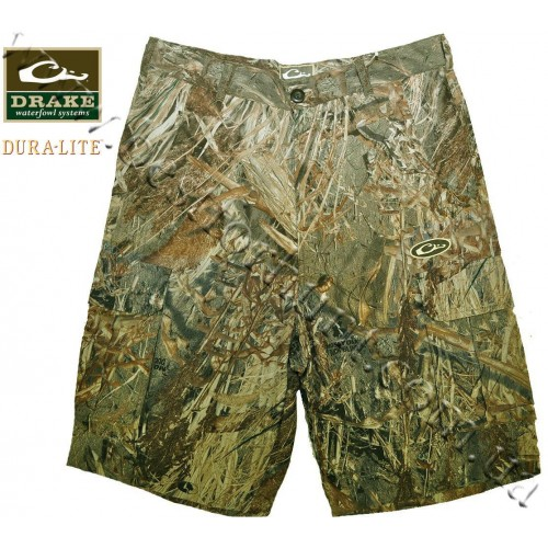 Drake Waterfowl Dura-Lite™ Cargo Short Mossy Oak® Duck Blind®
