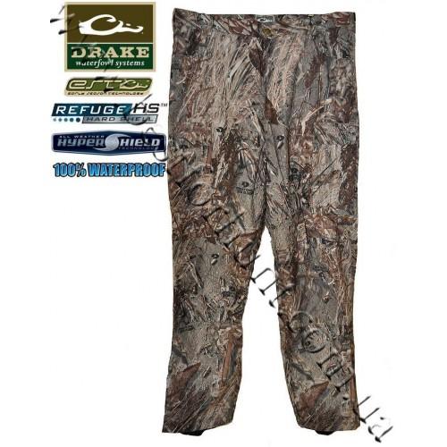 Drake Waterfowl EST Waterproof Six Pocket Pants Mossy Oak® Duck Blind®