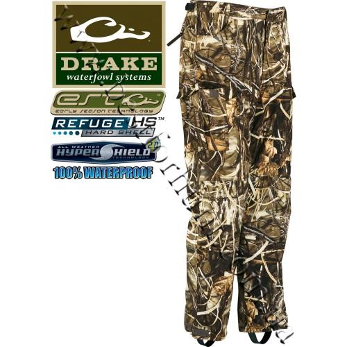 Drake Waterfowl EST Waterproof Six Pocket Pants Realtree MAX-4®