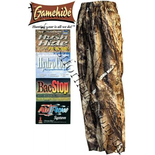 Gamehide® Trails End™ Hush Hide® Waterproof Camo Pants Naked North®